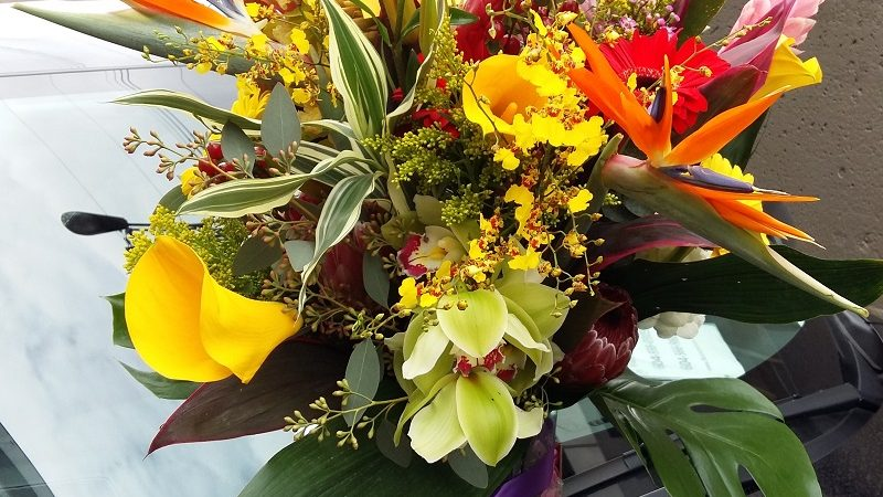flowers for easter, delivery in Vancouver