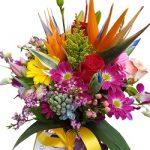 Get Well Floral Arrangement