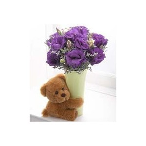 Big Hug Bouquet Teddy Bear