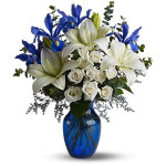 Blue Horizons Arrangement