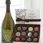 dom-perignon-champagne-belgian-chocolate